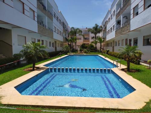 Appartement Residence Ryad Al Bahr, Skhirate-Témara