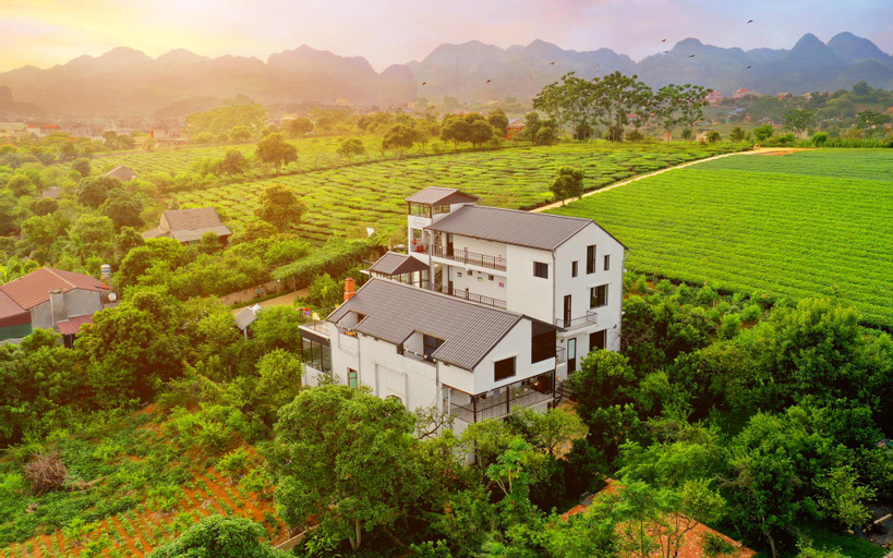 Moc Chau Cottage homestay, Mộc Châu