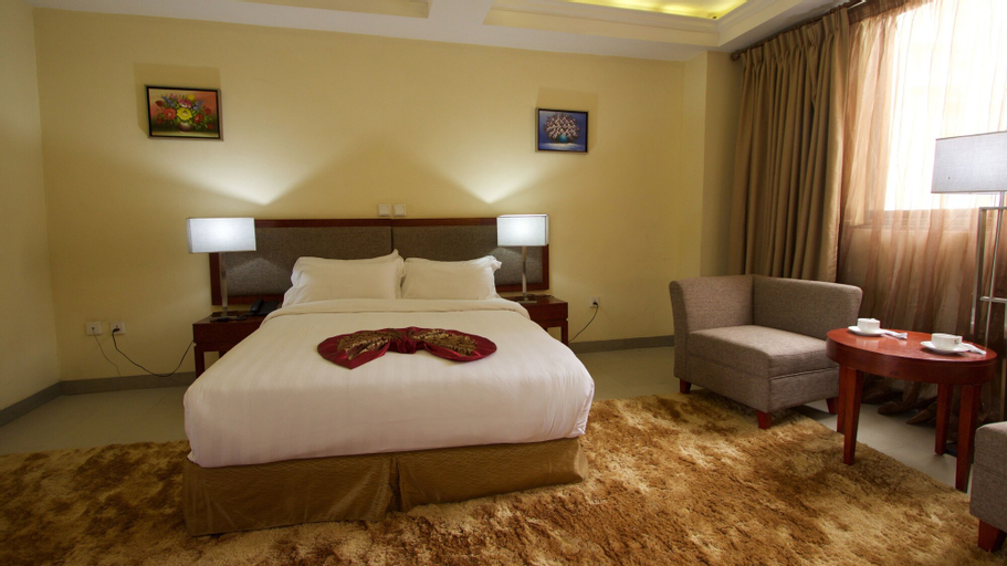 The Mosaic Hotel, Addis Abeba