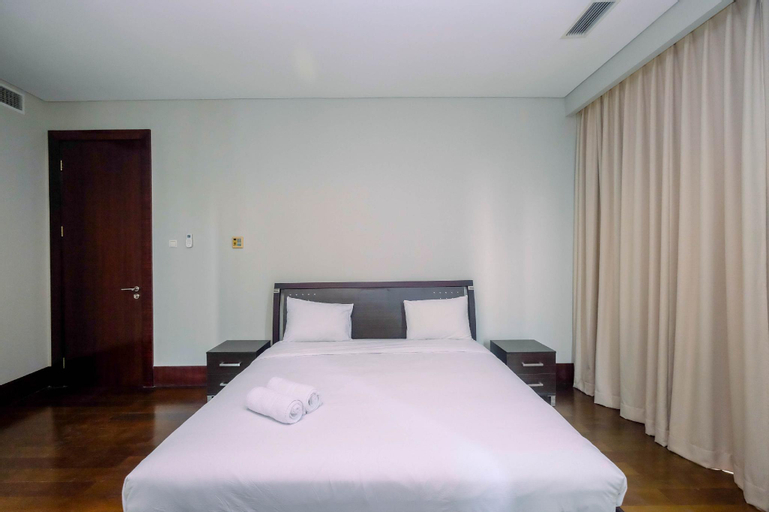2 Bedrooms Pearl Garden by Travelio, Jakarta Selatan