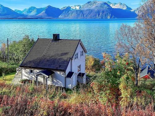Holiday home Olderdalen II, Kåfjord
