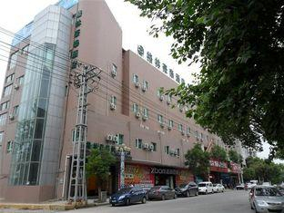 GreenTree Inn Jingdezhen Square North Road Express Hotel, Jingdezhen