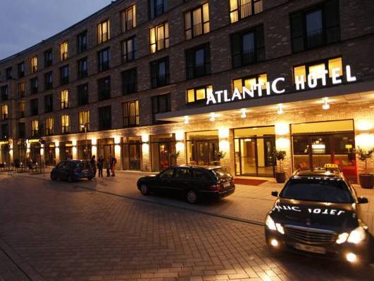 Atlantic Hotel Lubeck, Lübeck