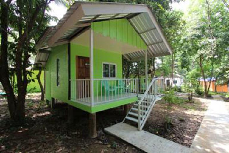 Koh Phayam Greentawan Resort, Muang Ranong