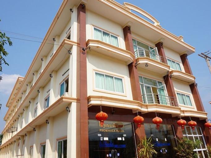 Phommala Hotel, Pakxe