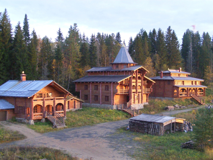 Gostinitsa Usad'ba Arlazorova, Velikoustyugskiy rayon