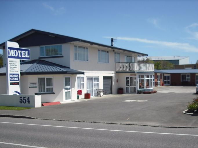 554 Moana Court Motel (Pet-friendly), Invercargill