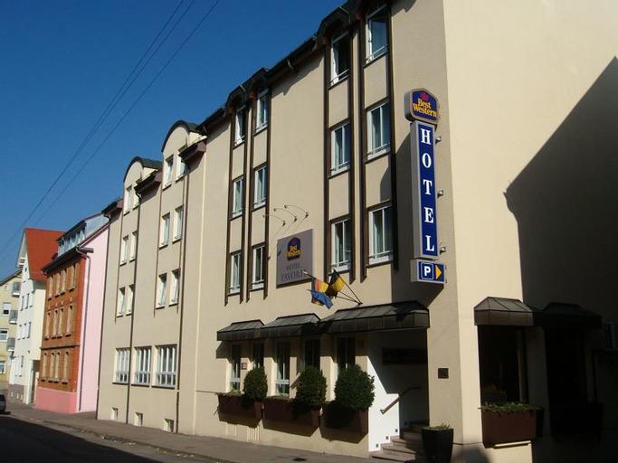 Best Western Hotel Favorit, Ludwigsburg