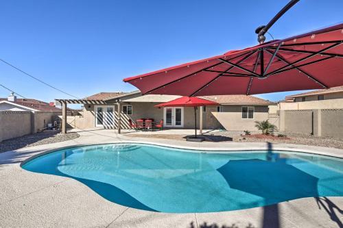 Pristine, Modern Lake Havasu City Home with Pvt Pool, Mohave