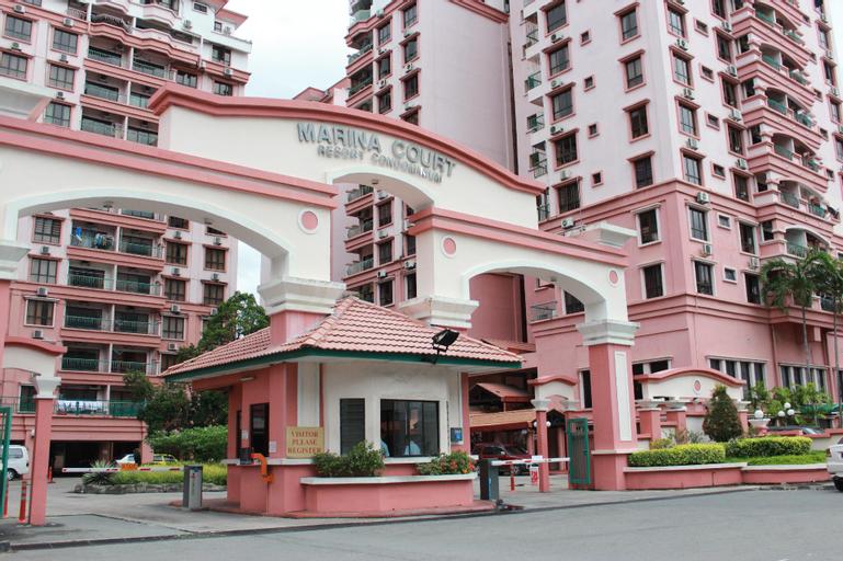 MARINA COURT RESORT KK, Kota Kinabalu