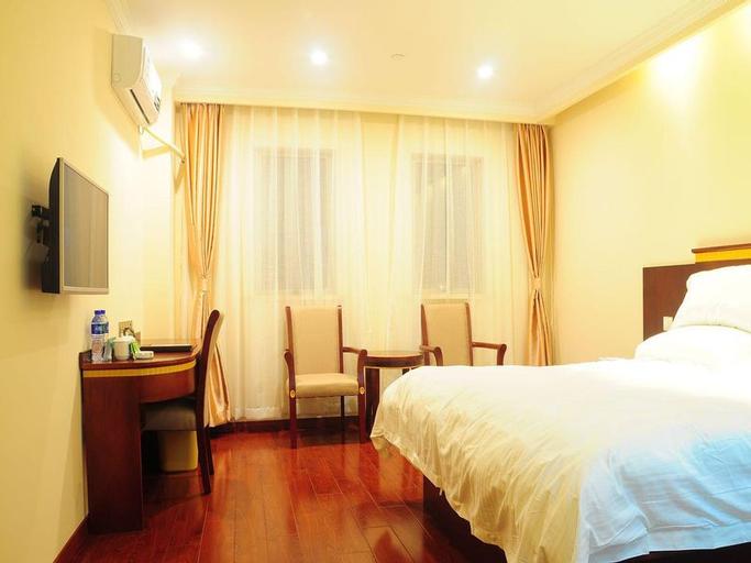 GreenTree Inn ShanDong Jining Zoucheng ChangpingShan Road Changping Garden Express Hotel, Zaozhuang