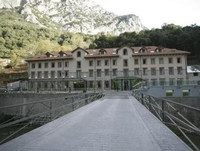 Hotel Balneario La Hermida, Cantabria