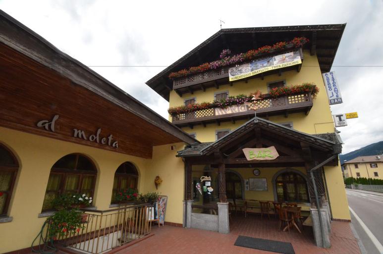 Al Moleta, Trento