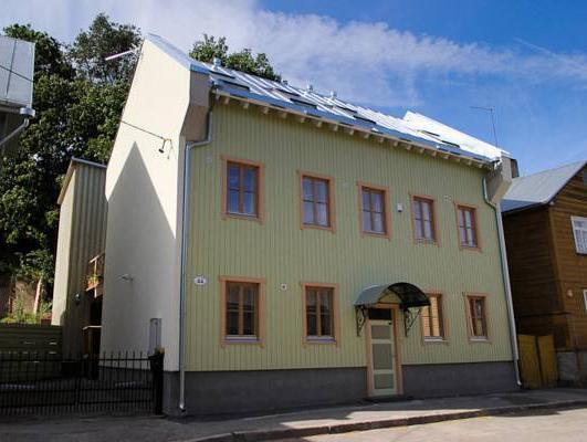 Alexander Apartments, Tartu