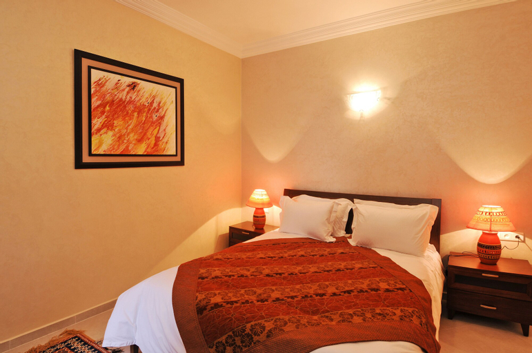 Aparthotel Les Oliviers Suites & Spa, Zouagha-Moulay Yacoub