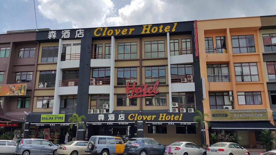 Clover Hotel, Johor Bahru