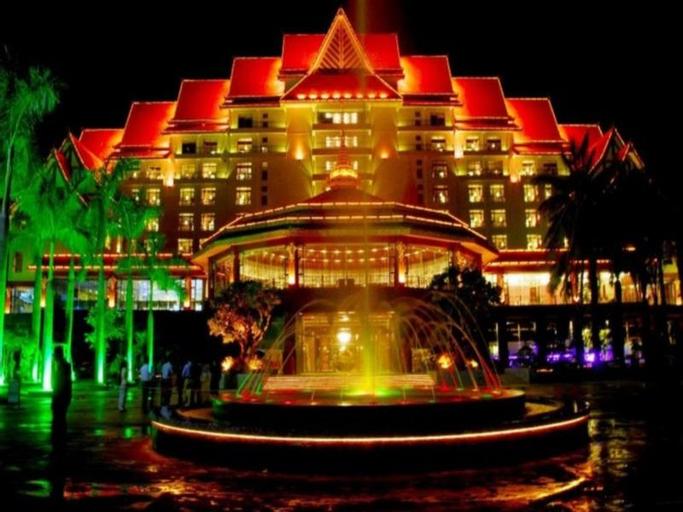 Xishuangbanna Golden Zone Hotel, Xishuangbanna Dai