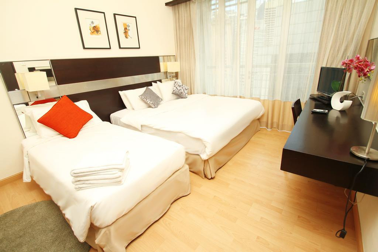 TWO BEDROOM UNIT  . FAMAILY SUITE, Kuala Lumpur