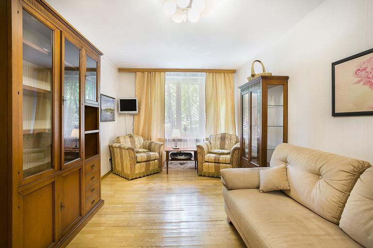 Apartment on Tryokhgorny Val 3, Katav-Ivanovskiy rayon