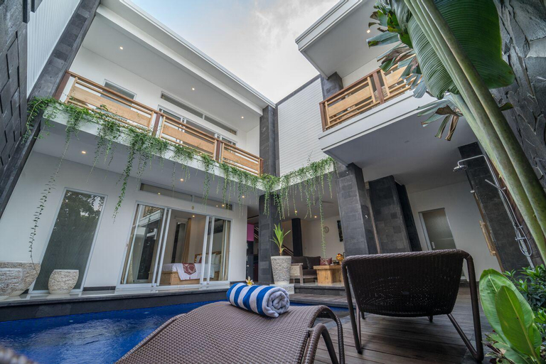 Suite 3BDR Pool Villa at Central Legian, Badung