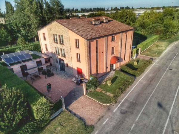 Hotel Residence Diamantina, Ferrara