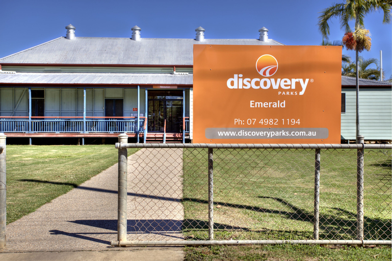 Discovery Holiday Parks - Emerald, Emerald