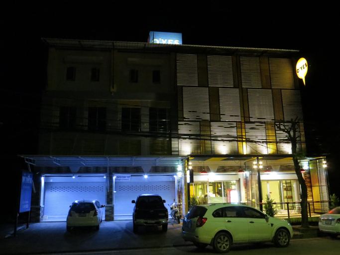 OYes Hostel, Muang Krabi