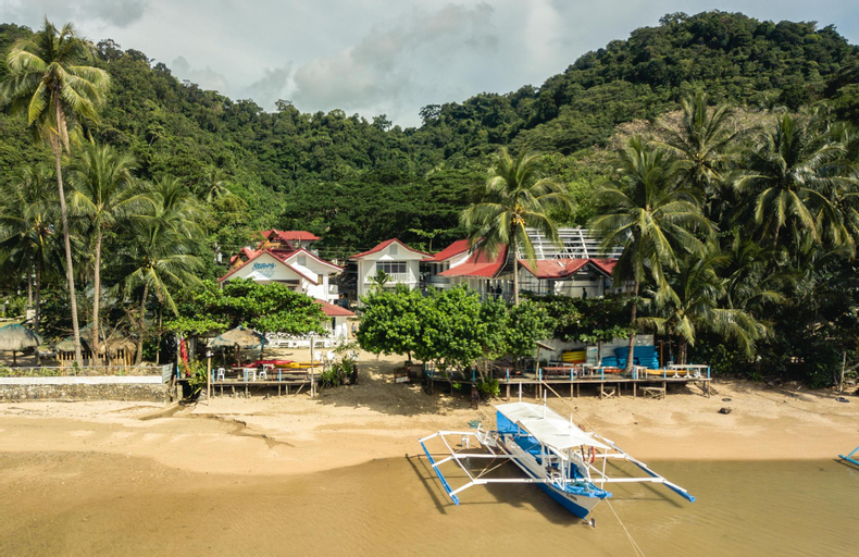 Stunning Republic Beach Resort, El Nido