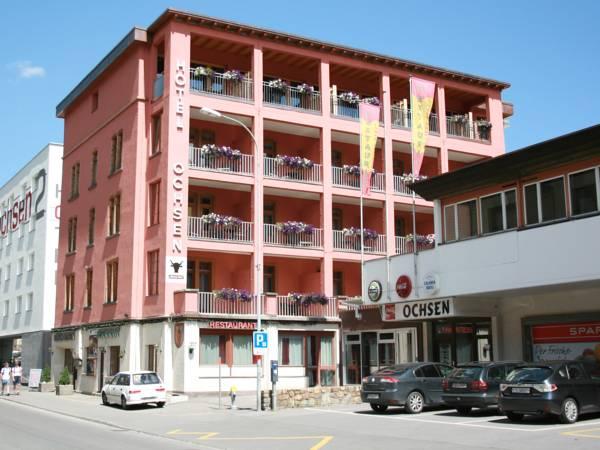 Hotel Ochsen, Prättigau/Davos