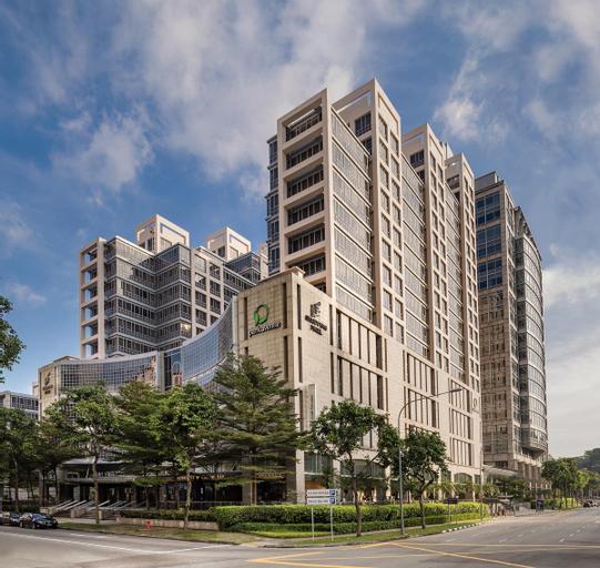 Park Avenue Clemenceau, Singapore River