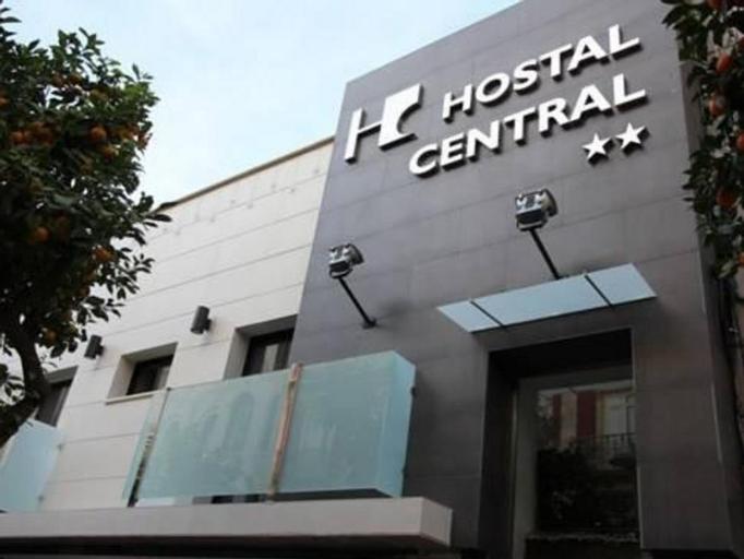 Hostal Central, Ceuta