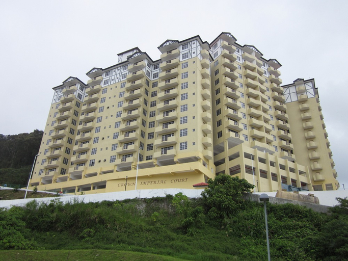 Silverstar Apartment @ Crown Imperial Court, Cameron Highlands