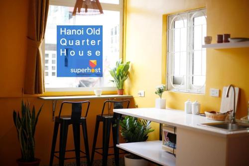 Annam Studio HB - Hanoi Old quarter - Large window, Hoàn Kiếm