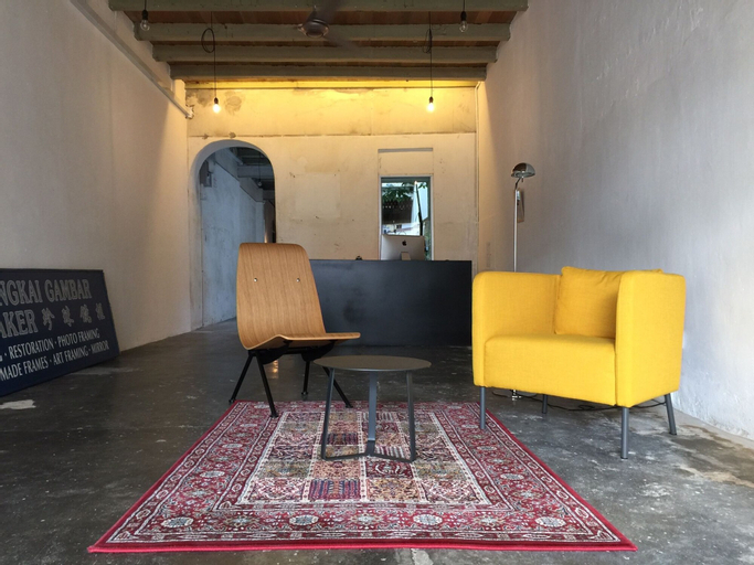 The Frame Guesthouse, Pulau Penang