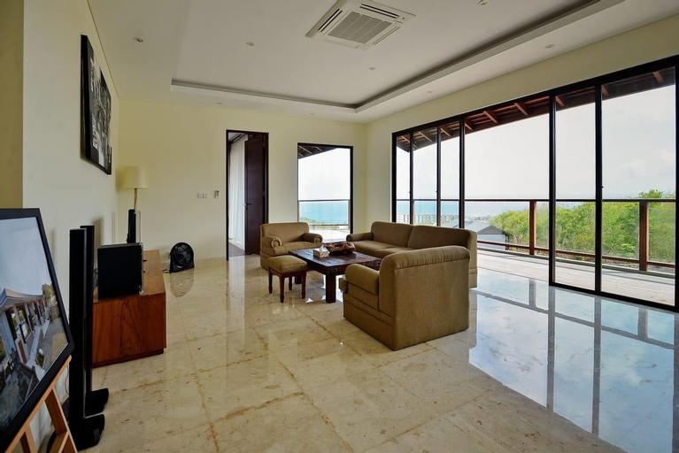 Villa Blimbing Sari Uluwatu Full Ocean View, Badung