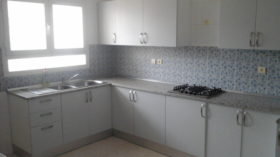 House With 3 Bedrooms in Raoued, With Enclosed Garden and Wifi, Soukra