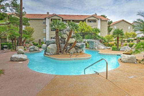 Las Vegas Condo Just Minutes from the Strip!, Clark