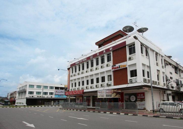 Place2Stay @ Chinatown, Kuching