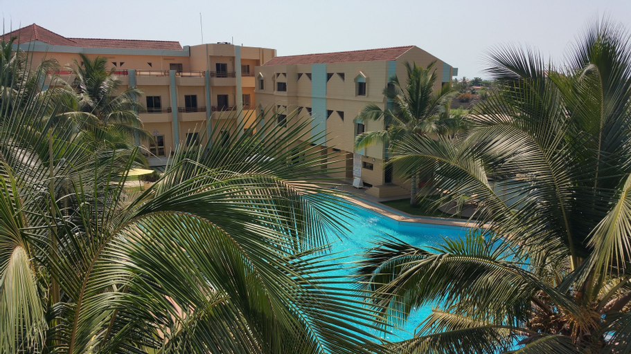 Hotel GHIS Palace, Golfe (incl Lomé)