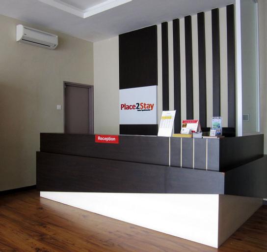 Place2Stay - Kota Syahbandar, Kota Melaka