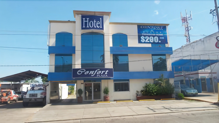 Hotel Confort Plaza & Suite, Culiacán