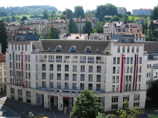 Hotel am Spisertor, Sankt Gallen