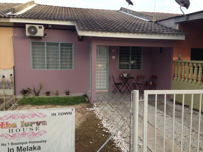 The Lurve House, Kota Melaka