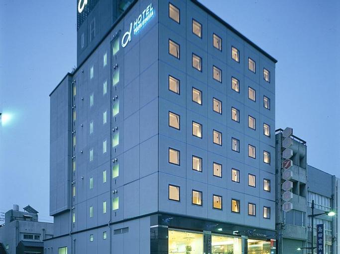 Alpha Hotel Tokushima, Tokushima