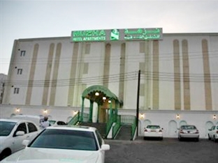 Nuzha Hotel Apartments, Muttrah