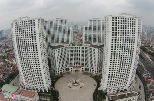 Royal City, Thanh Xuân