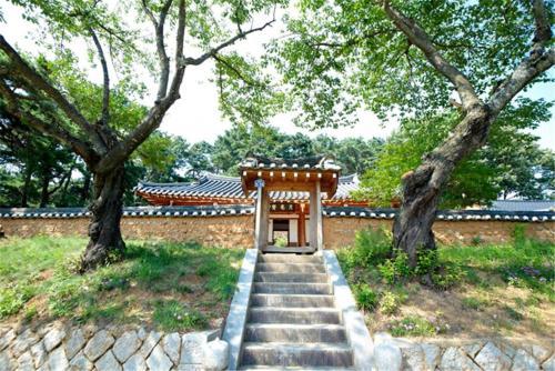 Wolamjae, Gyeongju
