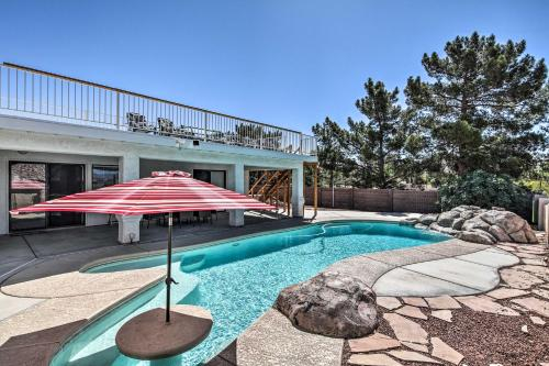 Lake Havasu Family-Friendly Getaway with Deck & Pool, Mohave