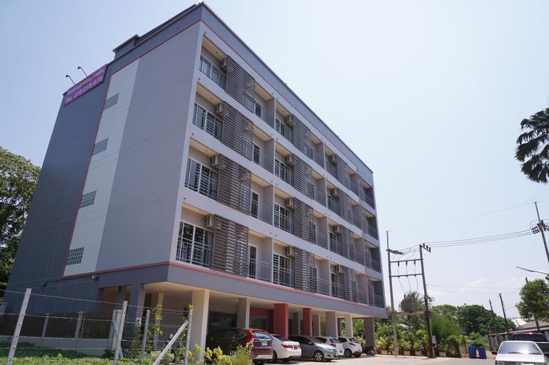 Chompu Nakarin Apartment, Muang Trang