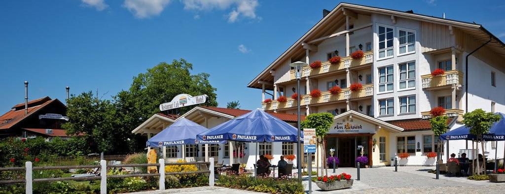 Hotel Kurpark, Regen